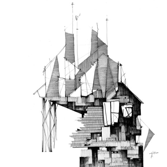 Art If Drawing Architecture 06